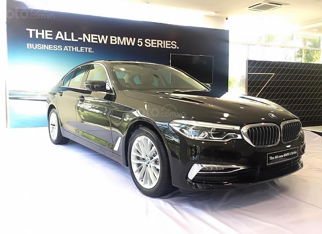 Bán ô tô BMW 5 Series 530i năm 2019, màu đen, xe nhập-1