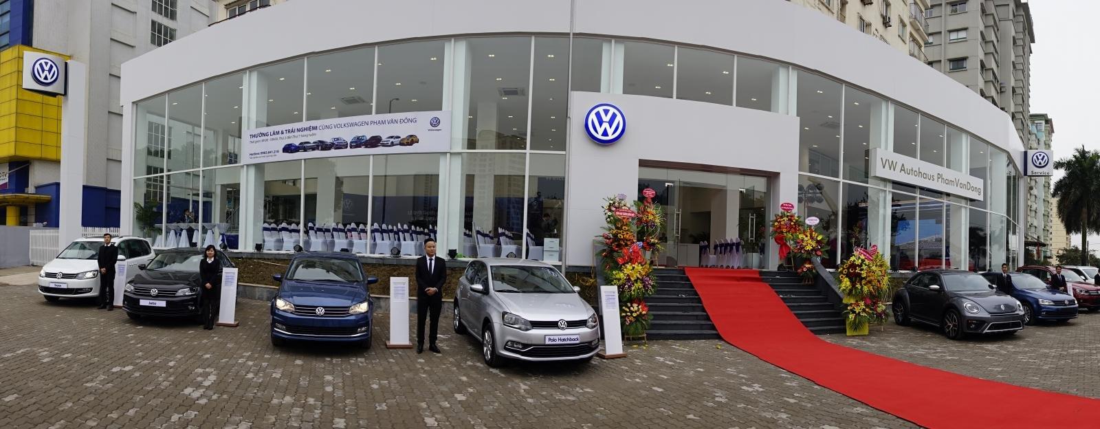 Volkswagen Phạm Văn Đồng (1)