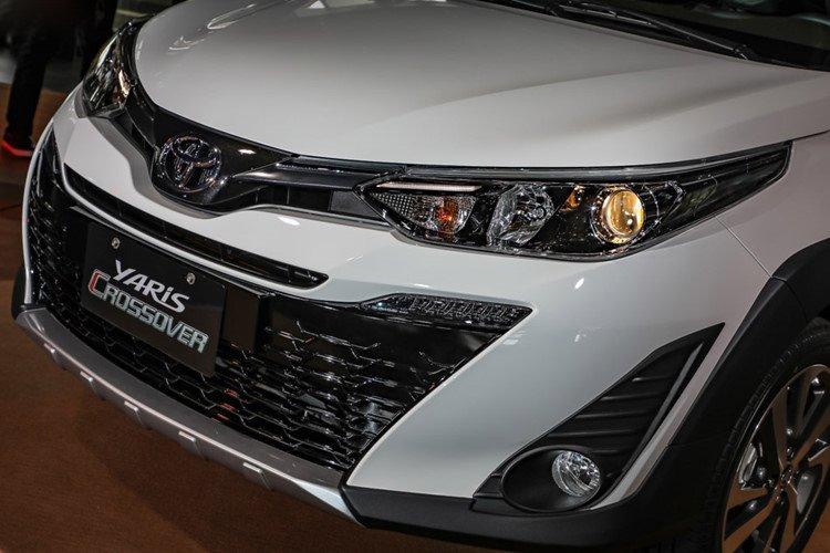 Toyota Yaris Crossover 2019 chính thức ra mắt với giá từ 480 triệu đồng a2