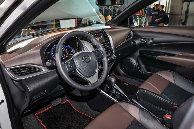 Toyota Yaris Crossover 2019 chính thức ra mắt với giá từ 480 triệu đồng a5