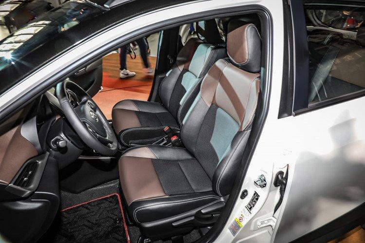Toyota Yaris Crossover 2019 chính thức ra mắt với giá từ 480 triệu đồng a6