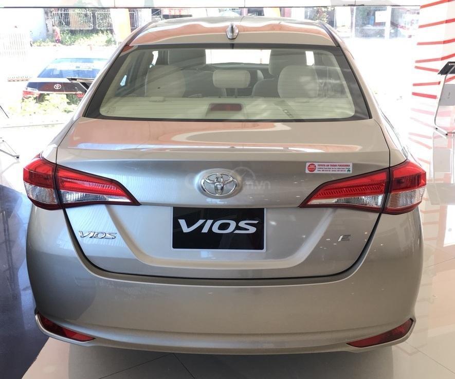 Bán Toyota Vios 1.5E MT 2019 - khuyến mãi tốt - giao xe ngay-1