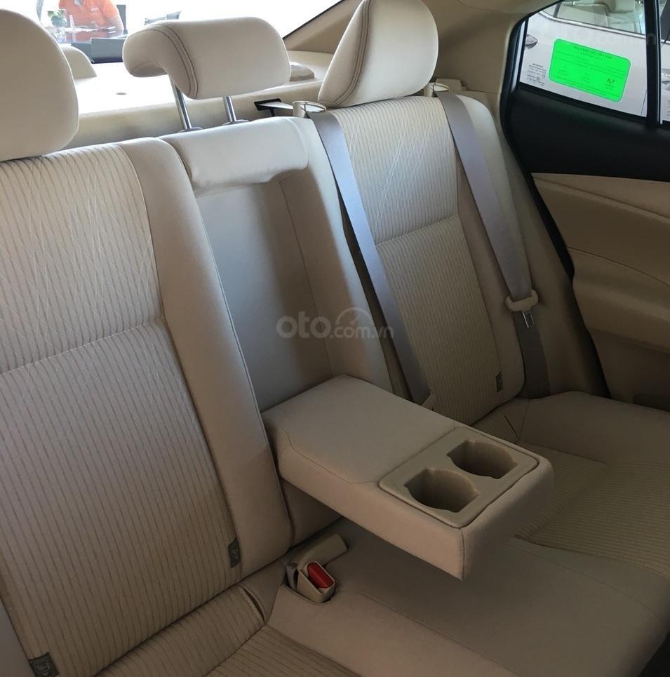 Bán Toyota Vios 1.5E MT 2019 - khuyến mãi tốt - giao xe ngay-5