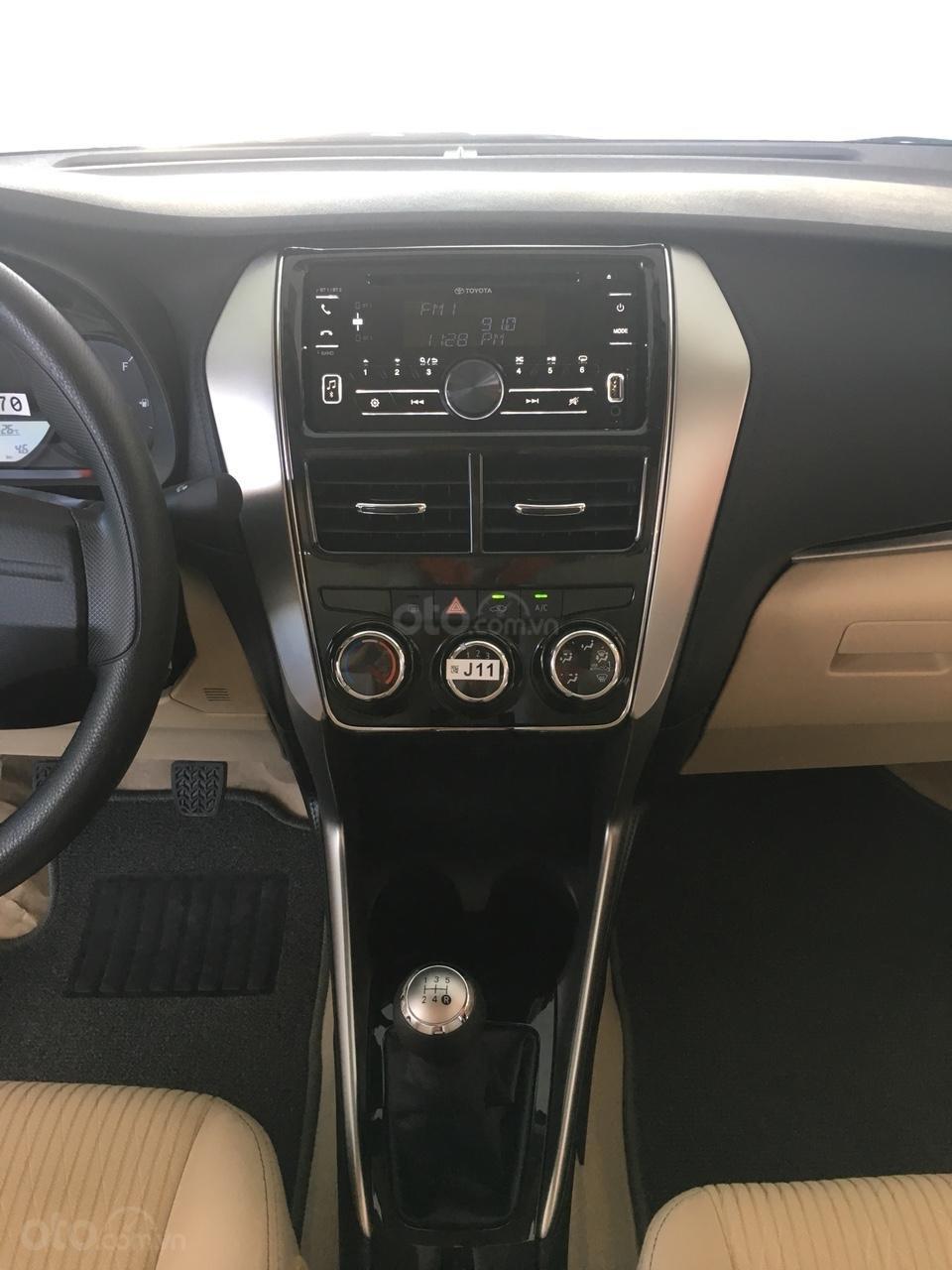 Bán Toyota Vios 1.5E MT 2019 - khuyến mãi tốt - giao xe ngay-6