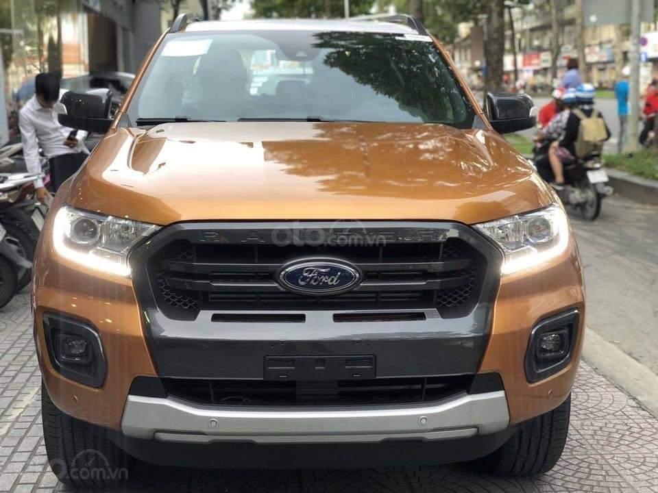 """Ford Ranger 2019 làm mới """"mặt tiền"""" để thoát khỏi sự quen thuộc, nhàm chán so với thế hệ cũ a1"""