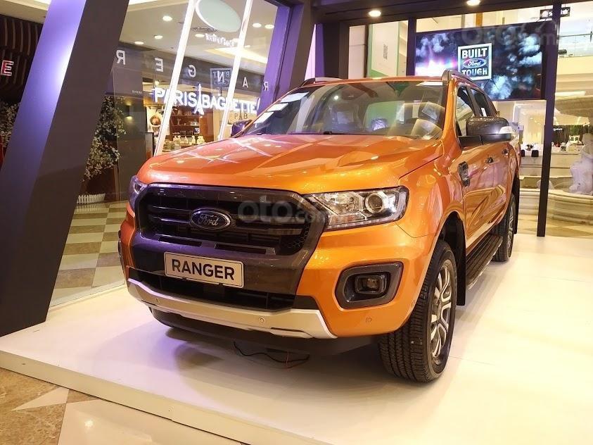 Đánh giá xe Ford Ranger 2019-2020 thế hệ mới nhất a1