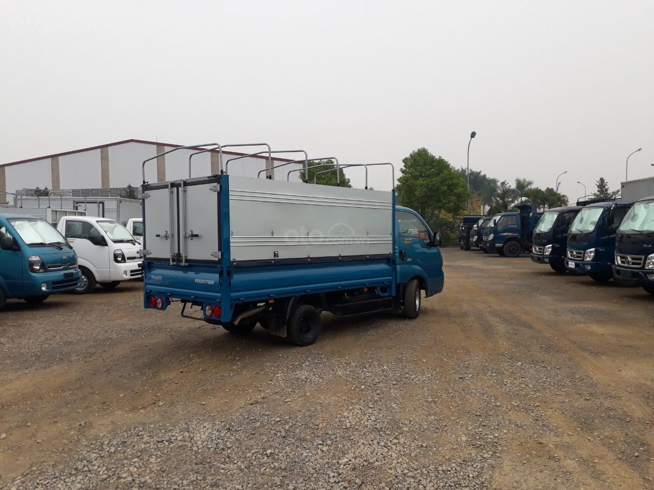 Xe Thaco KIA K200 tải trọng 0.99/1.49 và 1.9 tấn Trường Hải-9