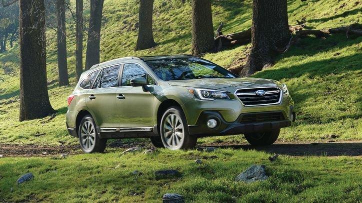 ô tô gia đình giá rẻ nên mua trong năm 2019: Subaru Outback 2019.