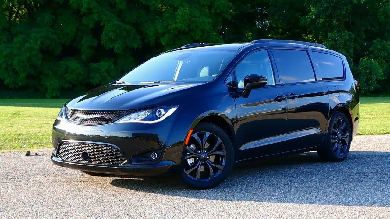 ô tô gia đình giá rẻ nên mua trong năm 2019:Chrysler Pacifica 2019.