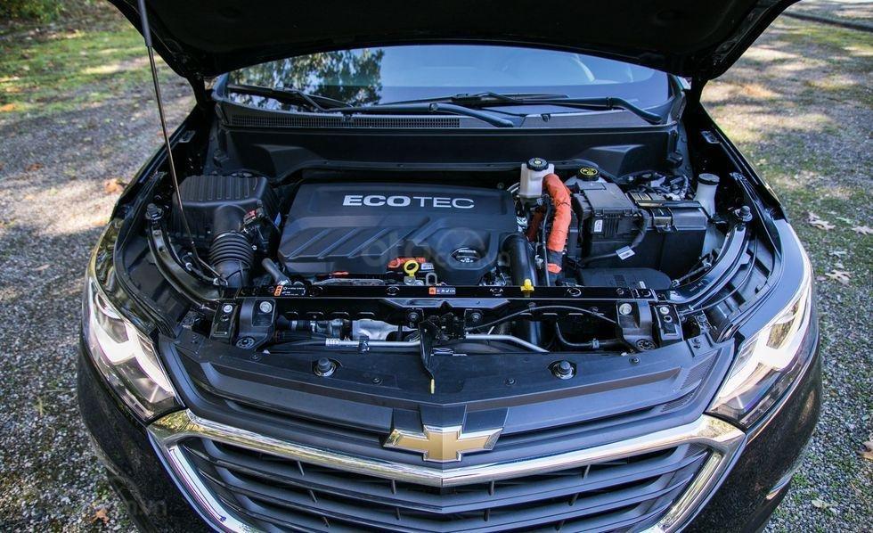 Động cơ Chevrolet Equinox 2019