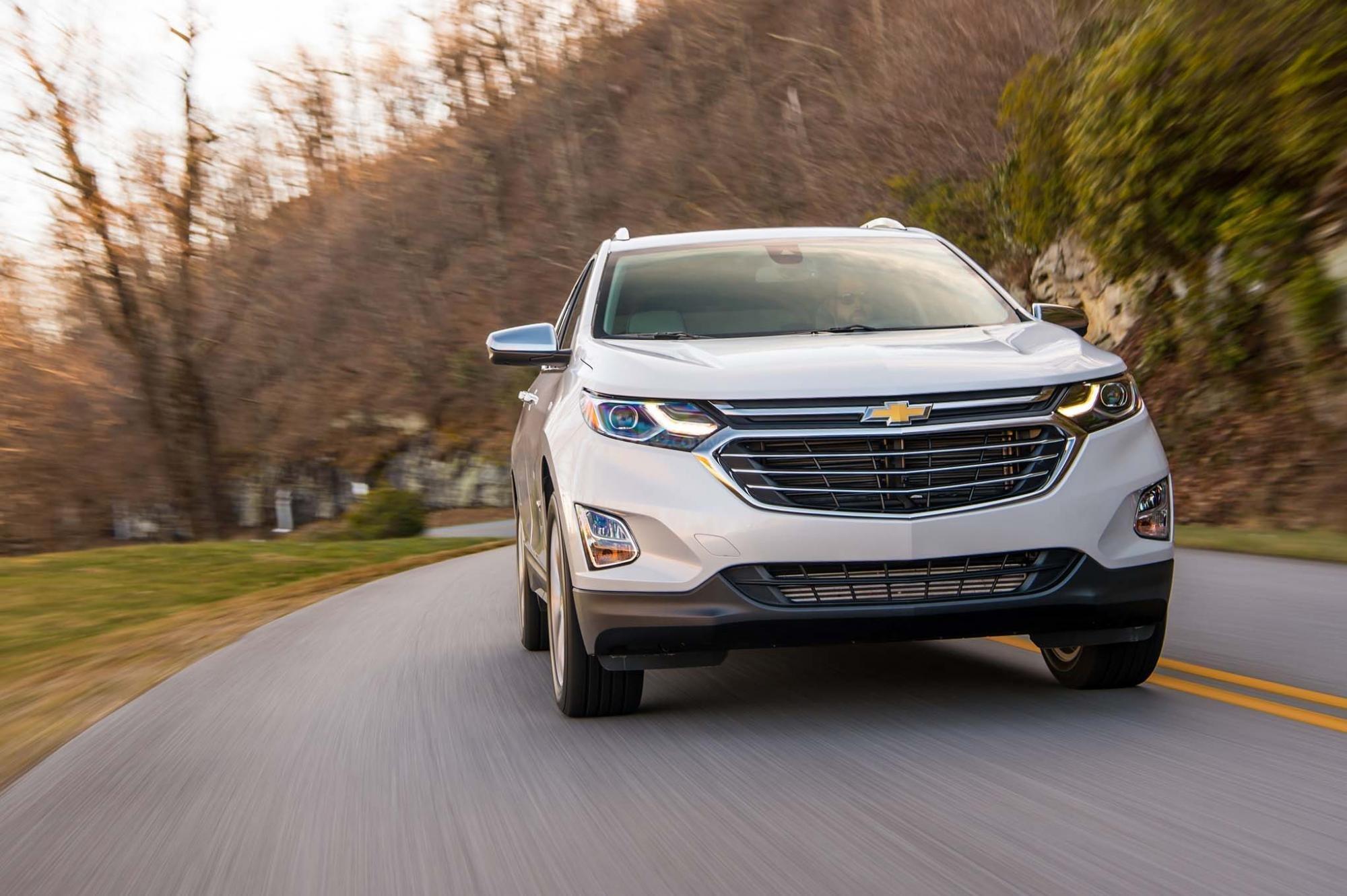 Đánh giá xe Chevrolet Equinox 2019