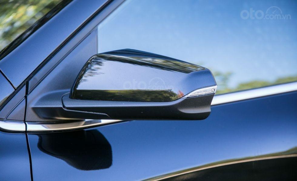Gương chiếu hậu của xe Chevrolet Equinox 2019