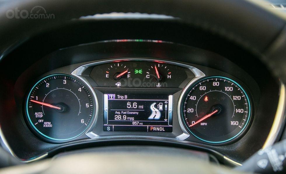 Đồng hồ lái Chevrolet Equinox 2019