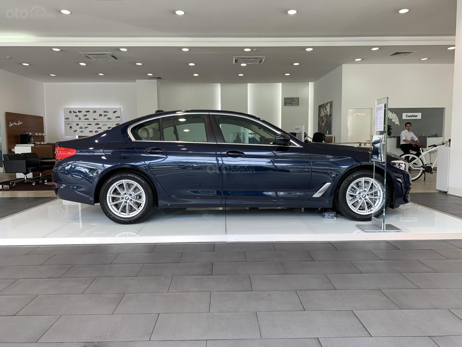 BMW 520i All new 2019 - Nhập khẩu chính hãng - Hỗ trợ vay trả góp, lãi suất ưu đãi-0