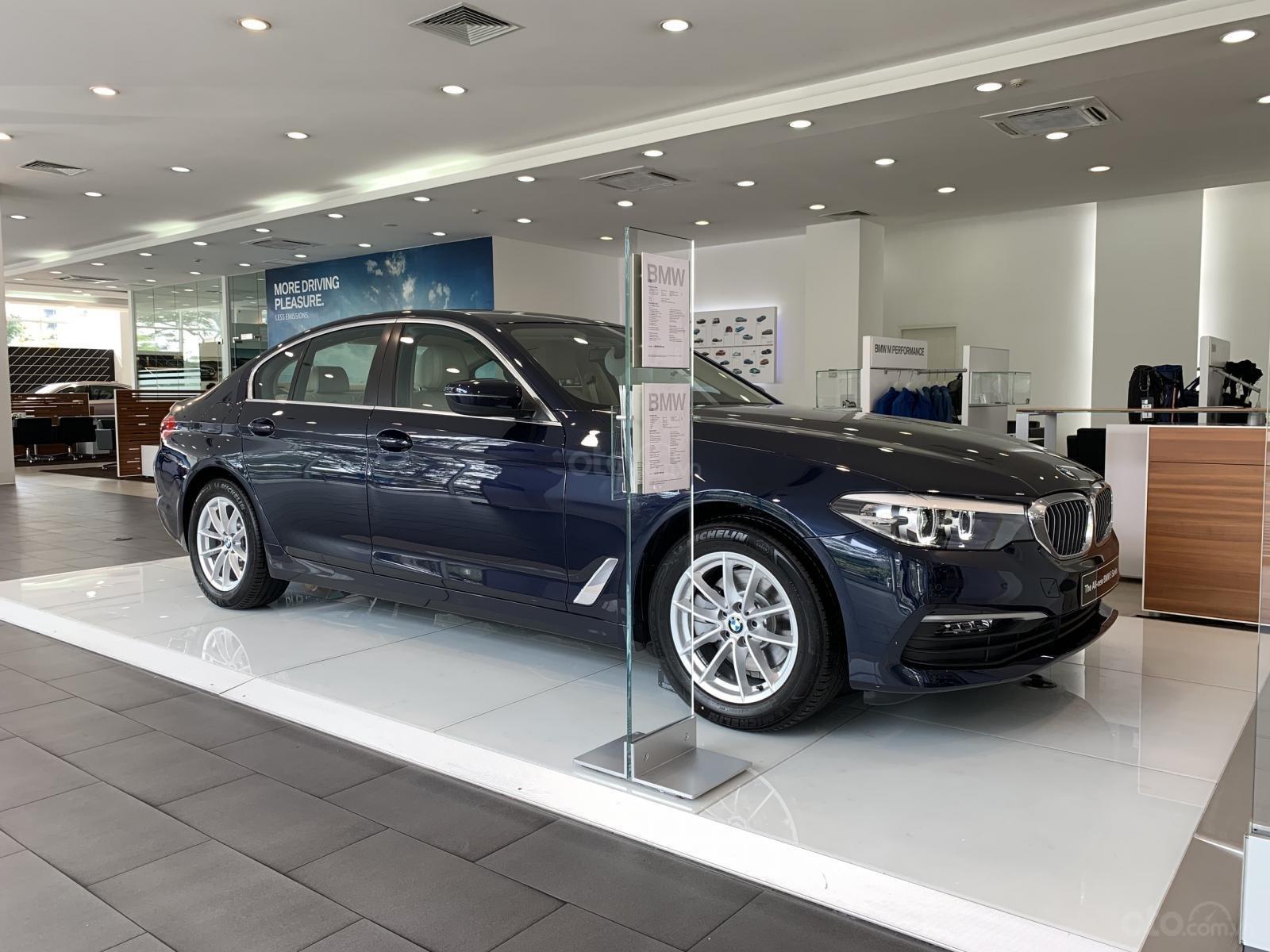 BMW 520i All new 2019 - Nhập khẩu chính hãng - Hỗ trợ vay trả góp, lãi suất ưu đãi-2