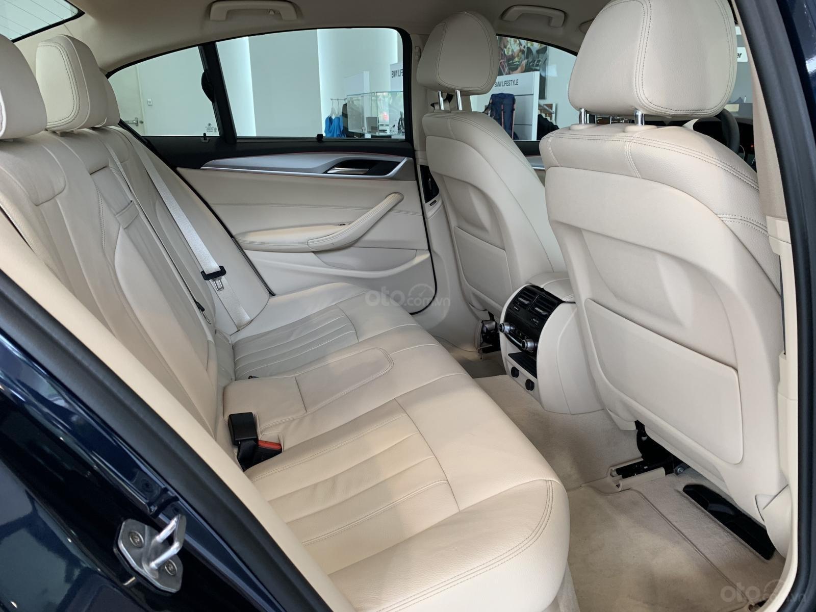 BMW 520i All new 2019 - Nhập khẩu chính hãng - Hỗ trợ vay trả góp, lãi suất ưu đãi-4