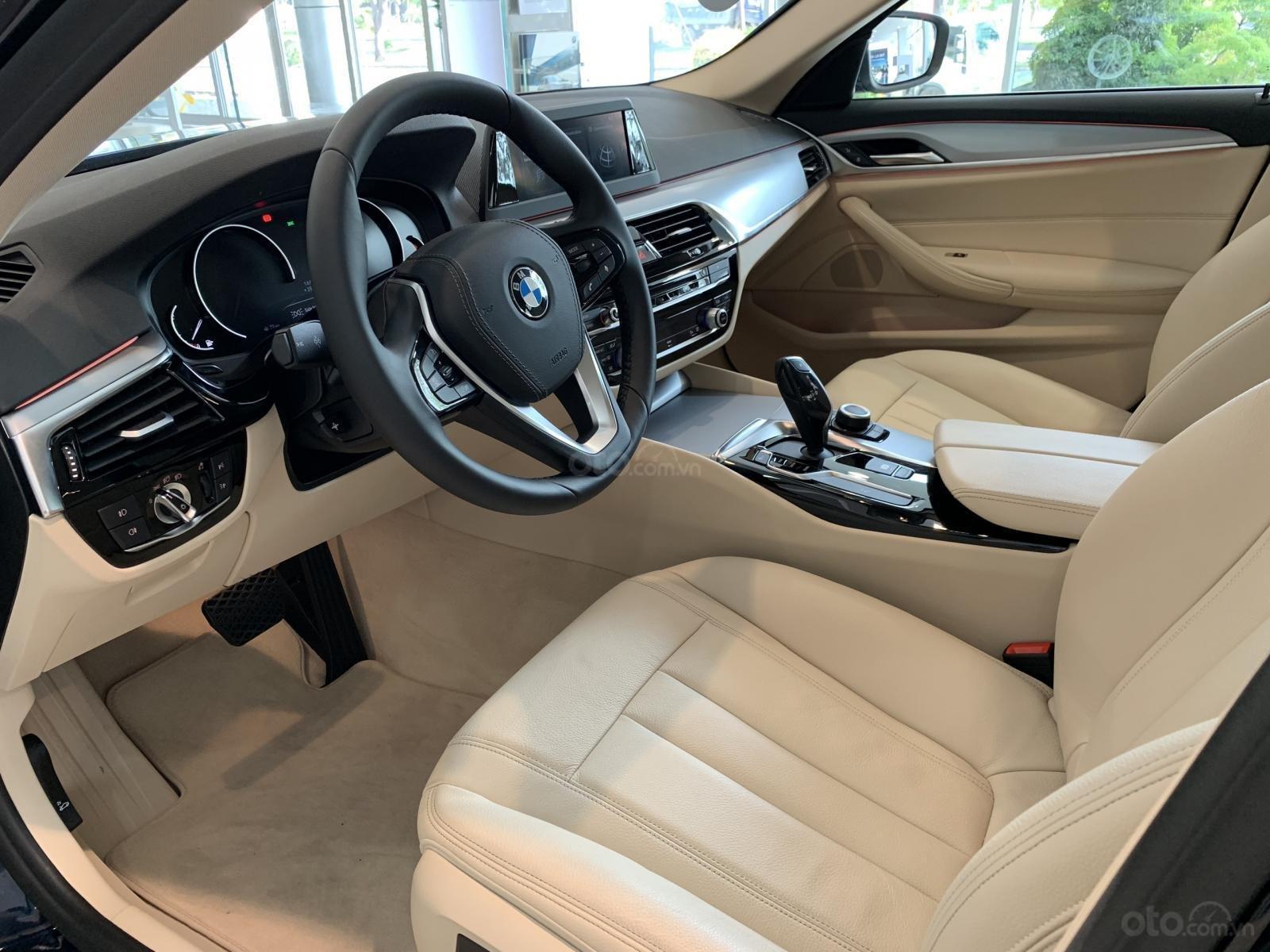BMW 520i All new 2019 - Nhập khẩu chính hãng - Hỗ trợ vay trả góp, lãi suất ưu đãi-5