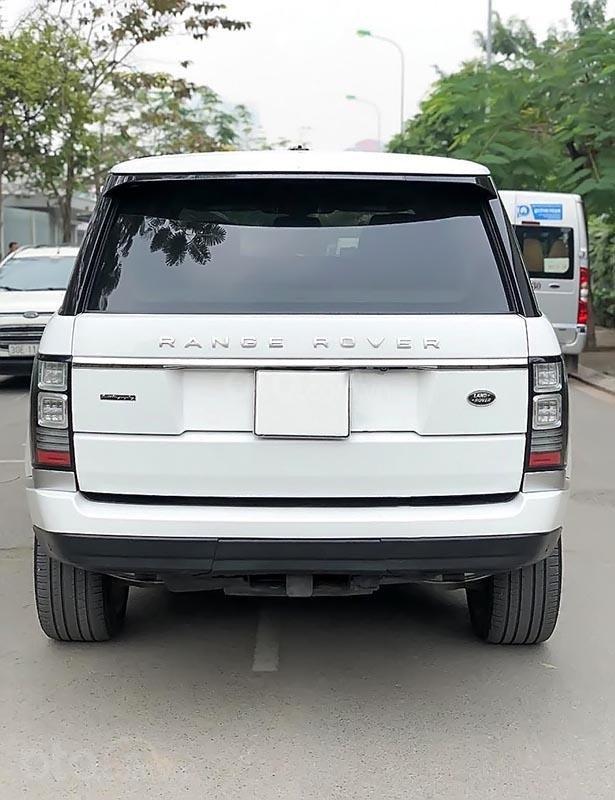 Cần bán Landrover Range Rover Autobiography LWB Black Edition, xe nhập khẩu, máy xăng 5.0L-1