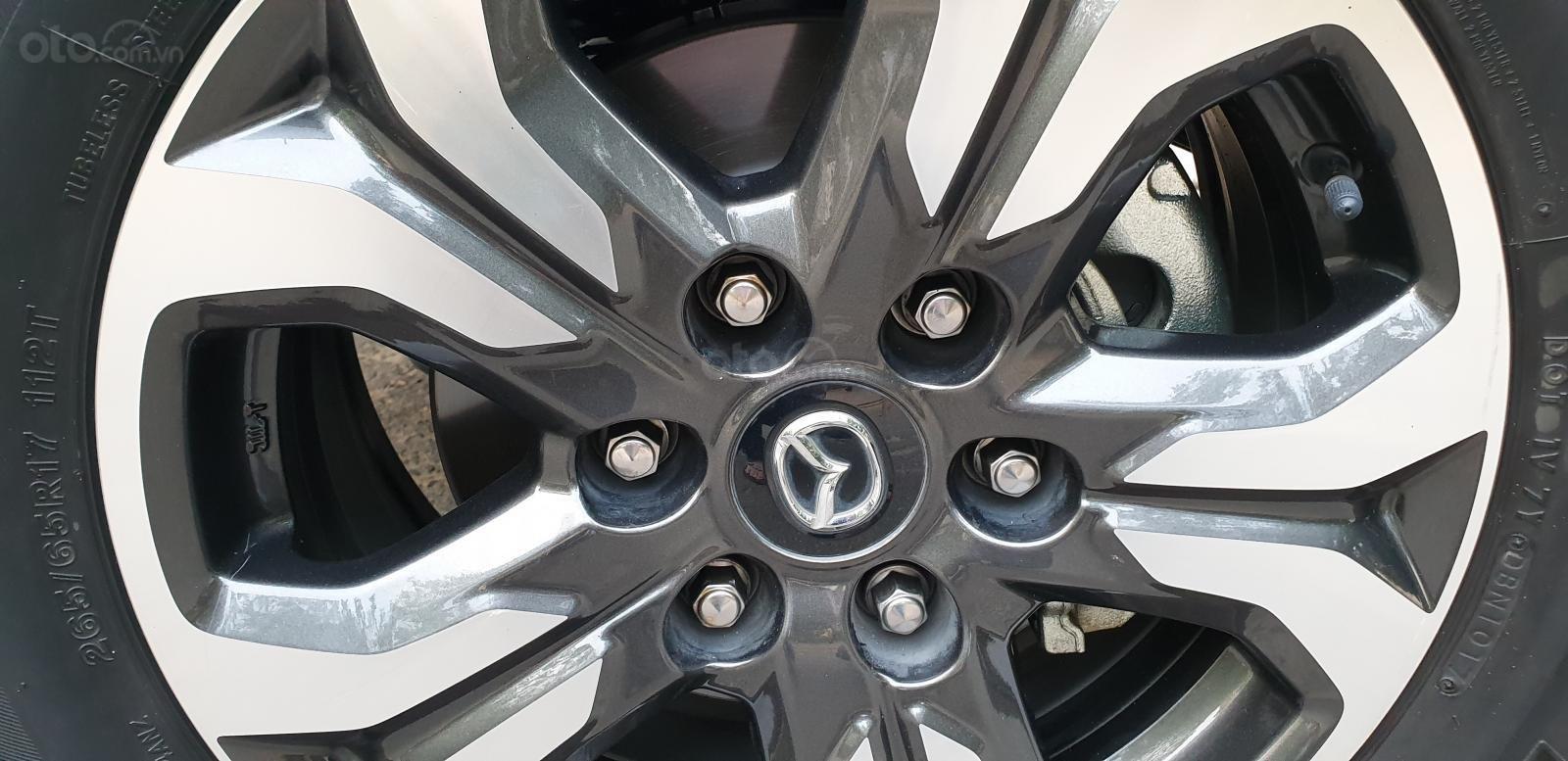 Bán Mazda BT 50 máy dầu, 2.2 số tự động, model 2018 đời T10/2017, màu nâu, nhập khẩu mới 95%-21
