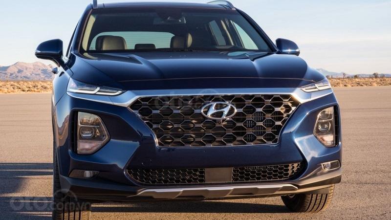 Đầu xe Hyundai SantaFe 2019...