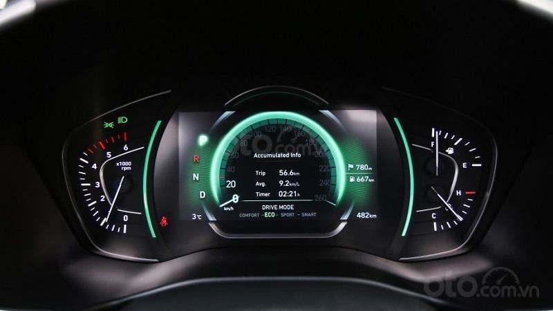 Bảng đồng hồ Hyundai SantaFe 2019...