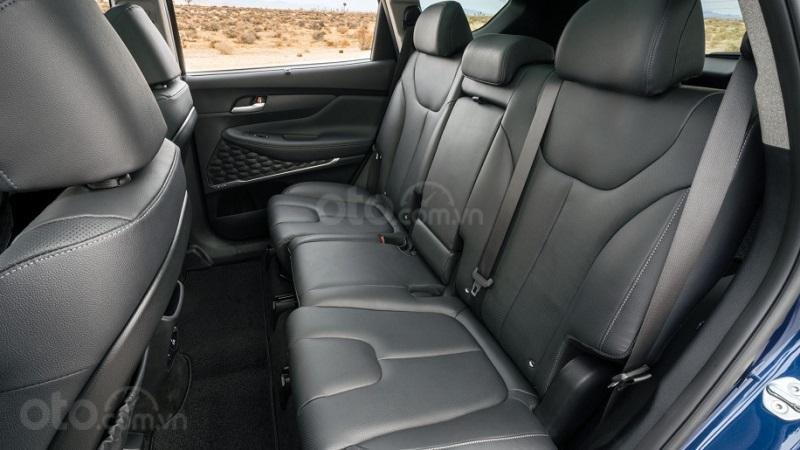 Ghế ngồi Hyundai SantaFe 2019...