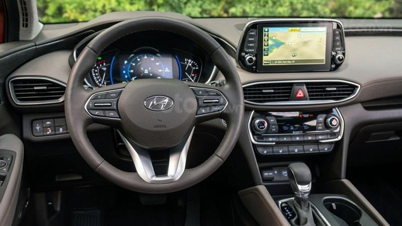 Vô lăng Hyundai SantaFe 2019...