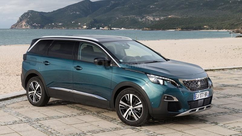Peugeot 5008 2019...