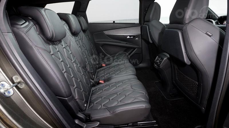 Ghế ngồi Peugeot 5008 2019...