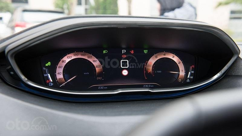 Bảng đồng hồ Peugeot 5008 2019...