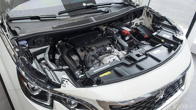Động cơ Peugeot 5008 2019...
