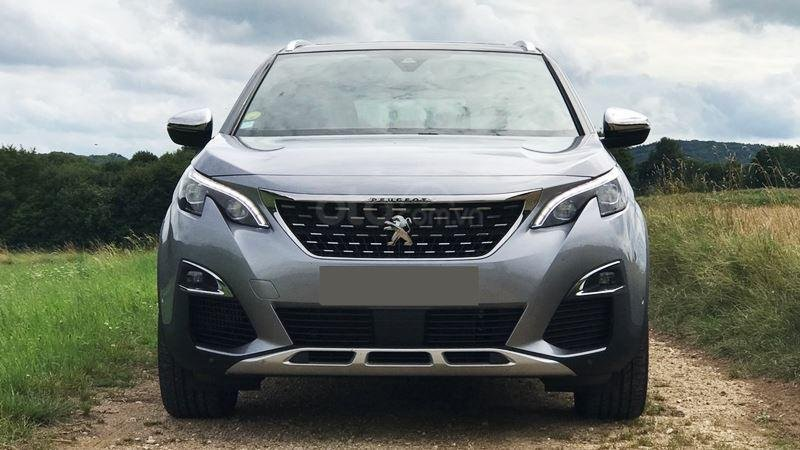 Đầu xe Peugeot 5008 2019...