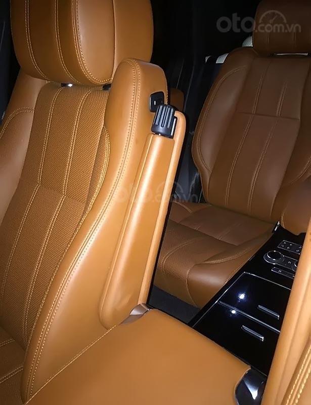 Bán LandRover Range Rover Autobiography 5.0 đời 2013, màu đen, nhập khẩu nguyên chiếc-1
