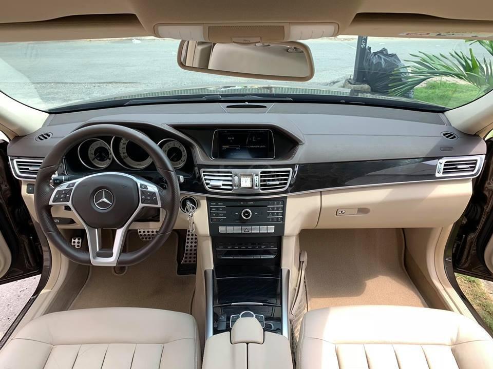 Cần bán xe Mercedes E250 AMG sản xuất năm 2015, xe đẹp bao test hãng-1