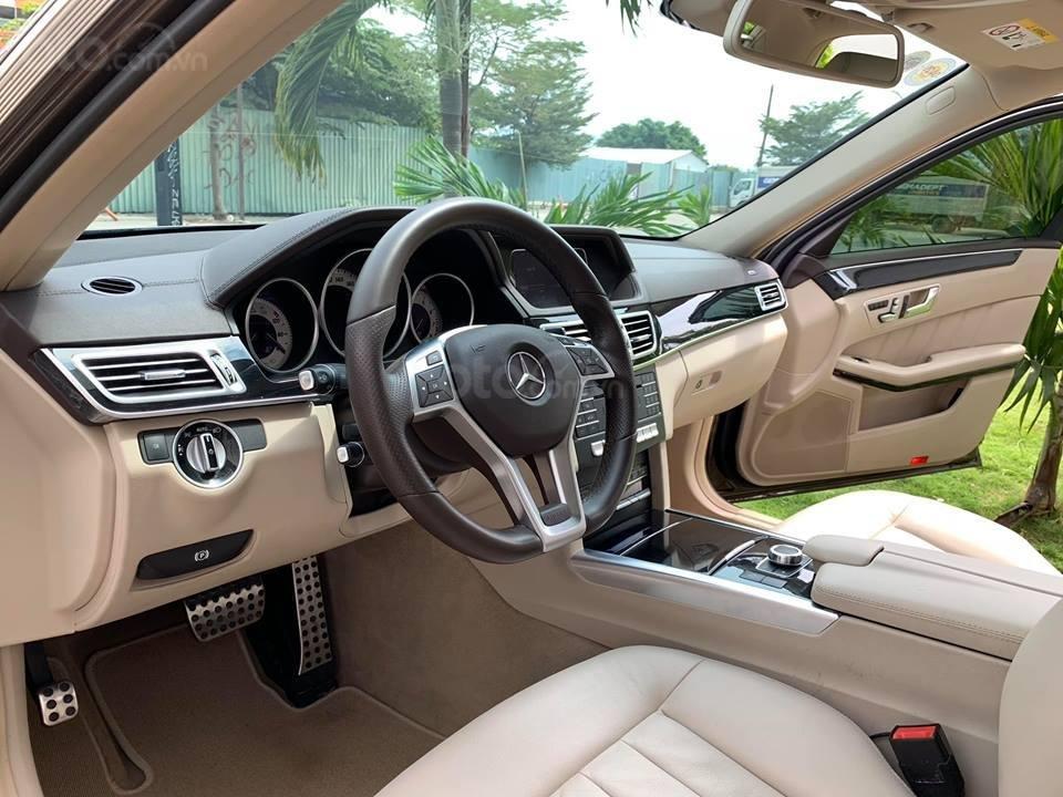Cần bán xe Mercedes E250 AMG sản xuất năm 2015, xe đẹp bao test hãng-3
