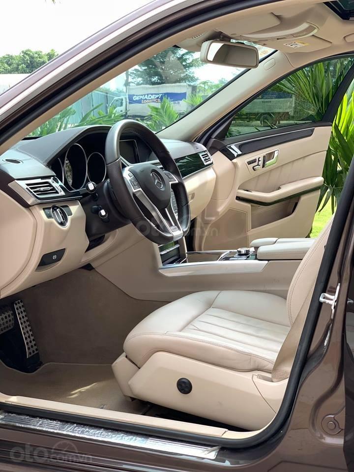 Cần bán xe Mercedes E250 AMG sản xuất năm 2015, xe đẹp bao test hãng-2