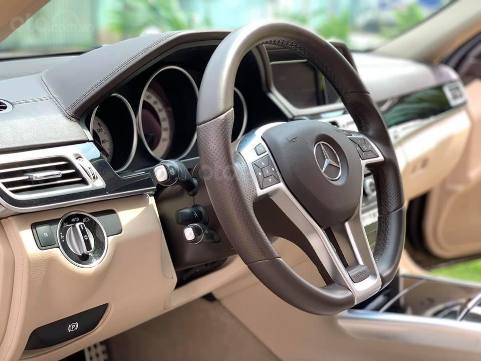 Cần bán xe Mercedes E250 AMG sản xuất năm 2015, xe đẹp bao test hãng-9