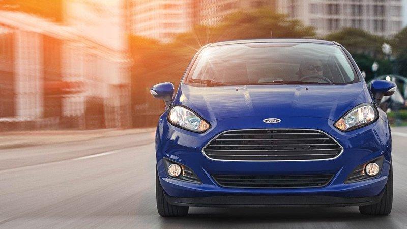Giá xe Ford Fiesta cập nhật nhanh nhất.