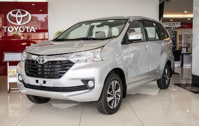 Giá xe Toyota Avanza cập nhật mới nhất.
