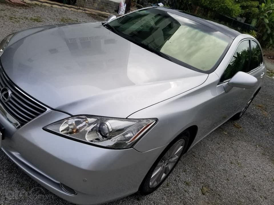 Bán Lexus ES350 SX 2009 màu xám bạc, nhập khẩu Mỹ-1