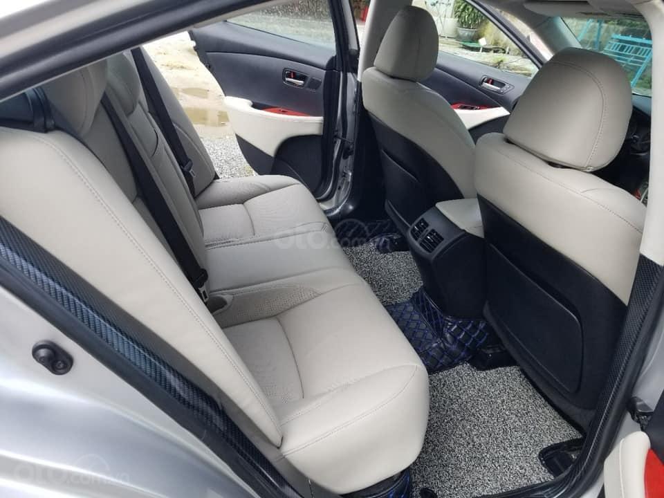 Bán Lexus ES350 SX 2009 màu xám bạc, nhập khẩu Mỹ-5