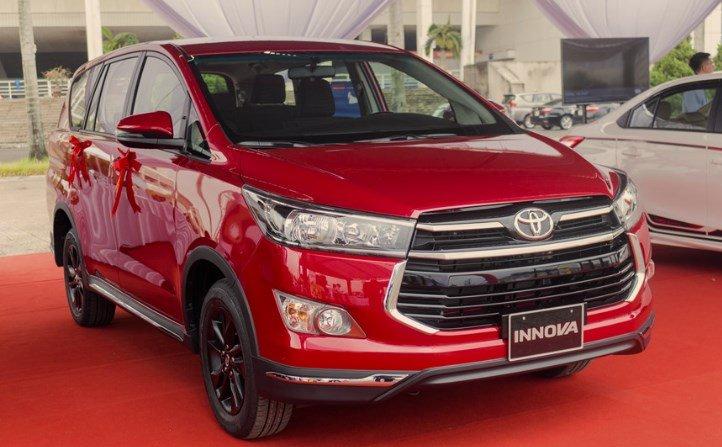 Giá xe Toyota Innova cập nhật mới nhất trên thị trường - Ảnh 1.