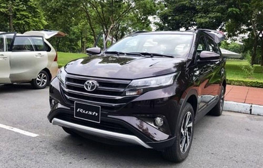 Giá xe Toyota Rush cập nhật mới nhất trên thị trường - Ảnh 1.