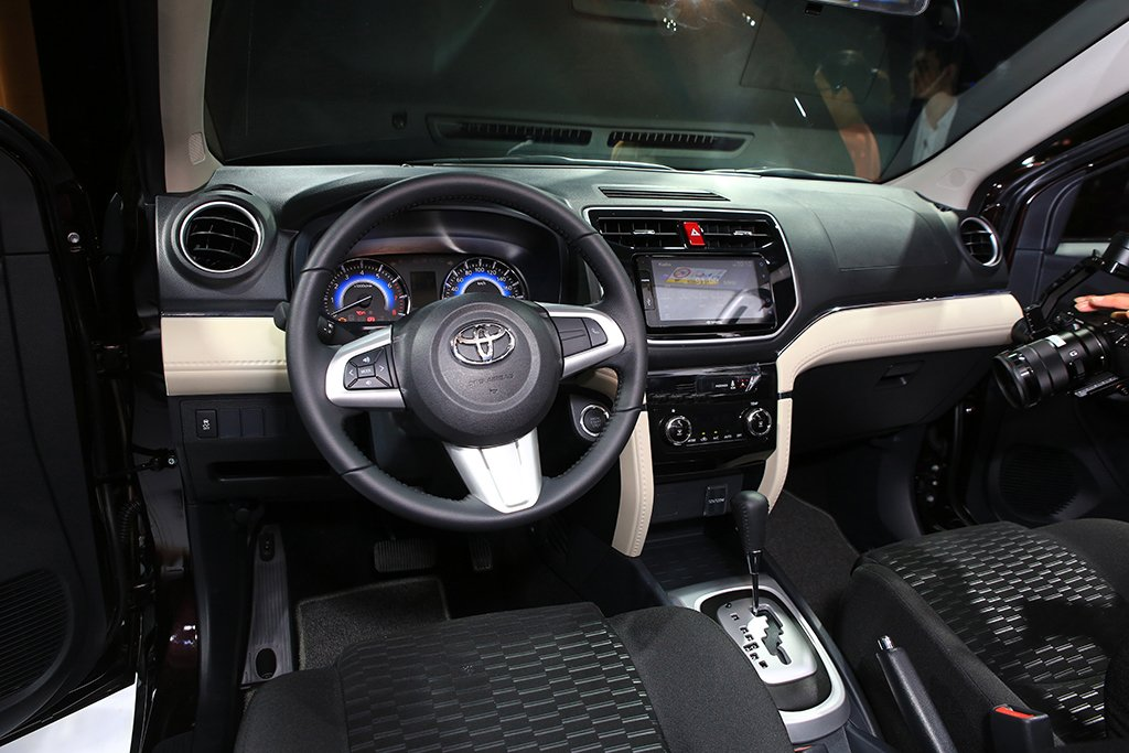 Giá xe Toyota Rush cập nhật mới nhất trên thị trường - Ảnh 2.