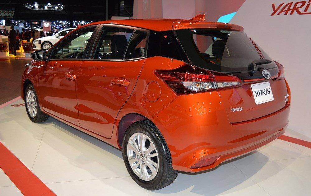 Giá xe Toyota Yaris mới nhất trên thị trường - Ảnh 1.