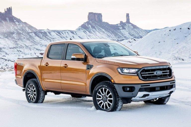 Ford Ranger 2019 đầu xe