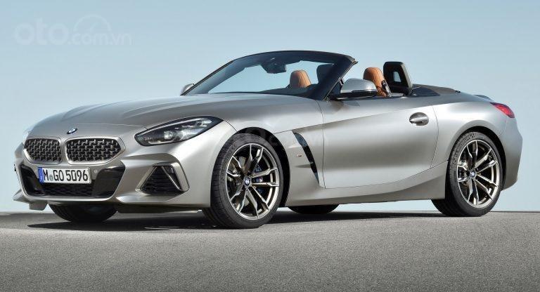 BMW Z4 2020 đầu xe