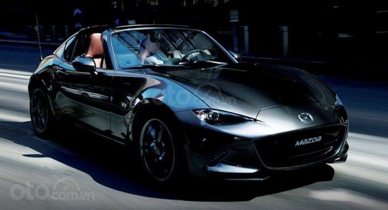 Mazda MX-5 đầu xe