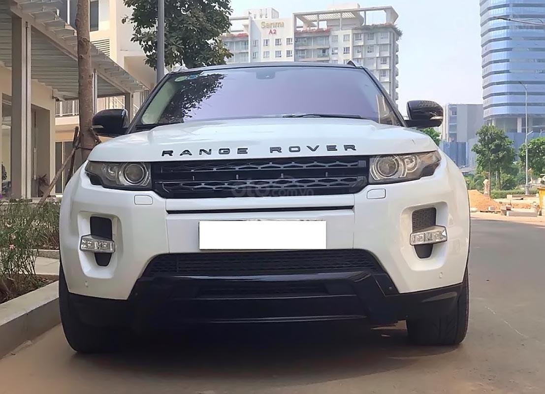 Cần bán Range Rover Evoque Dynamic sản xuất 2012, hộp số tự động, odo 31000 miles-0