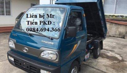 Xe tải 5 tạ nâng tải 9 tạ Thaco Towner nhỏ gọn, đủ loại thùng, giá tốt, liên hệ 0984694366 (10)